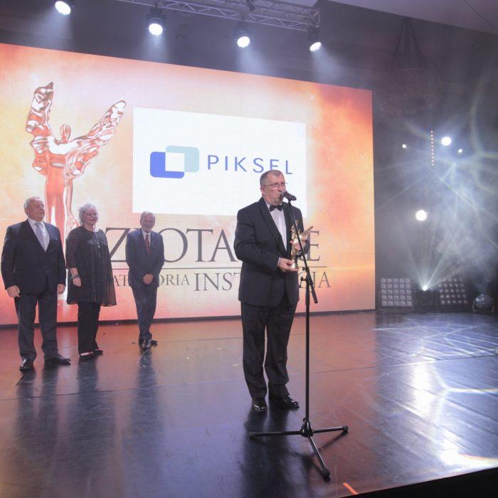 Prezes Zarządu    Polskiej Fundacji Wspierania Rozwoju Komunikacji                            Elektronicznej PIKSEL